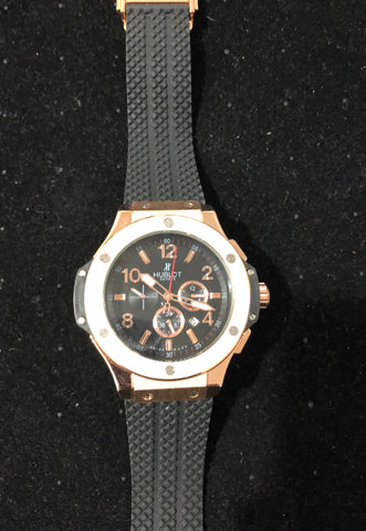 New Black Gold Hublot Automatic AAA