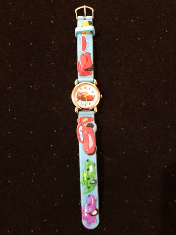New Sky Blue Kids Watch