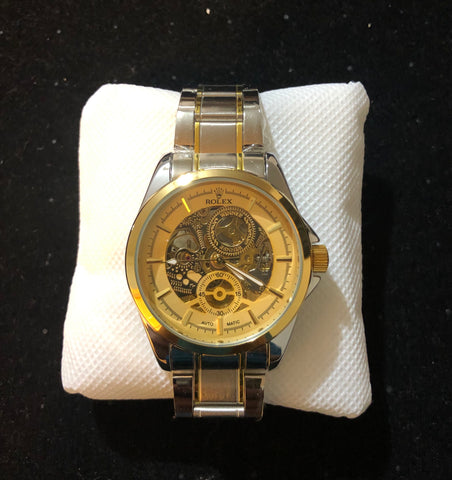 New Automatic Gold Rolex AAA