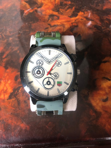 New Tag Heuer Military Style Watch