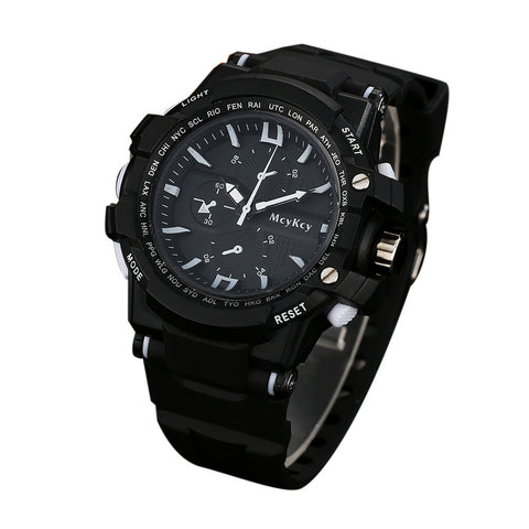 Men's Fashion Luxury Sport Analog Quartz Wrist Watch