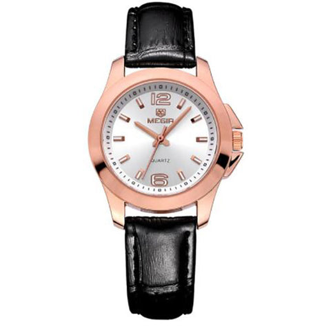 Original Femme Watch Luxury Ladies Watches Genuine Leather Wristwatch
