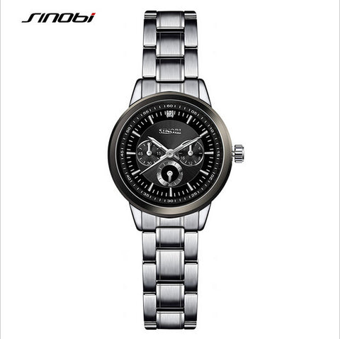 New Luxury bracelet ladies full steel fashion watch