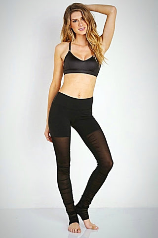 BROCADE LEGGING
