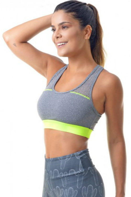 BASIC CROSS BACK BRA