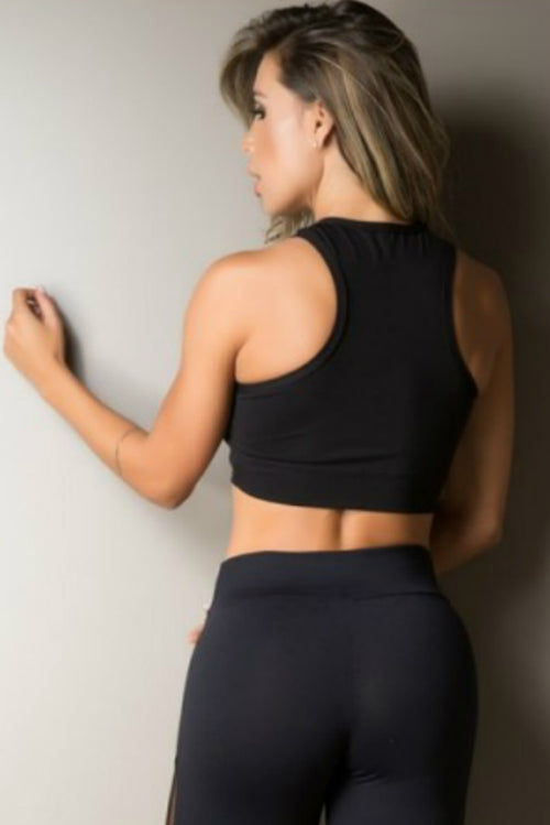 BLACK-STRIPE-MESH-SPORTS-BRA-GYM-ROCKS-CAPE-TOWN-BACK