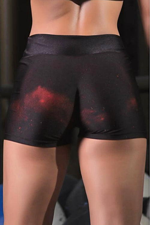 STYLE-DUST-RED-SHORTS-GYM-ROCKS-CAPE-TOWN-2