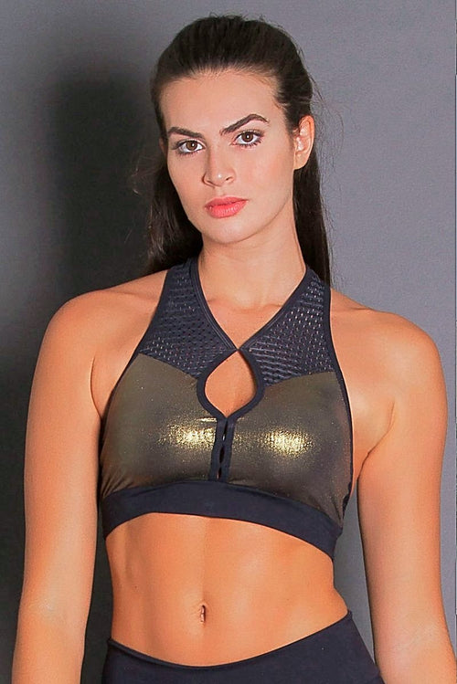 GOLD REVOLUTION BRA