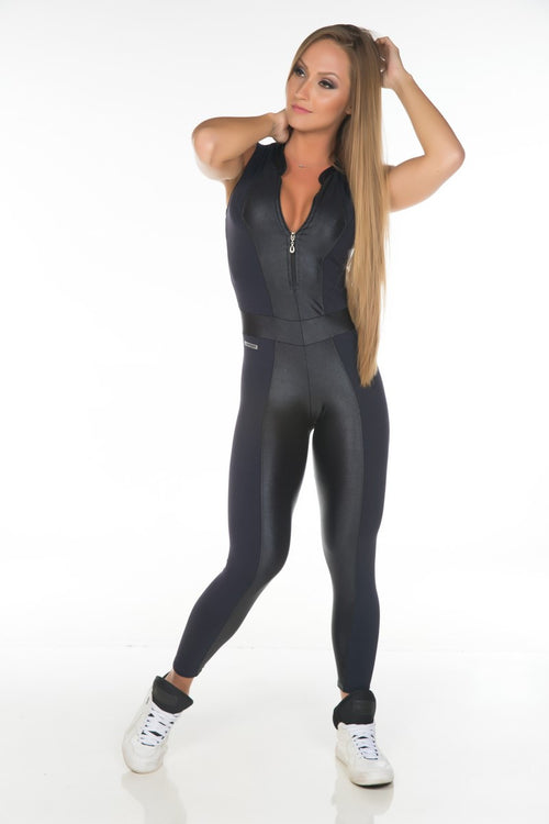 THE HERO LUSTROUS BODYSUIT