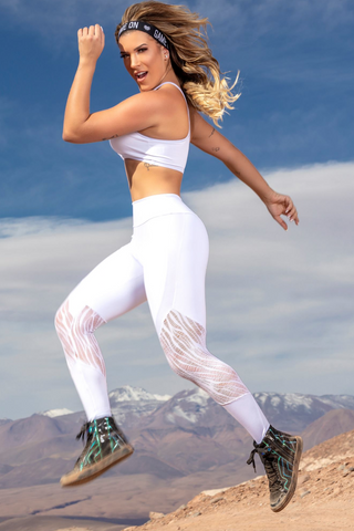 ACTIVE CUTOUT LEGGINGS