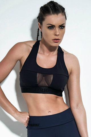 POWER BLUSH EMBLEM BRA