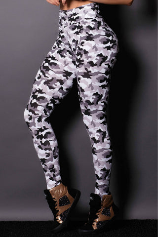 NIGHT CROCCO LEGGING