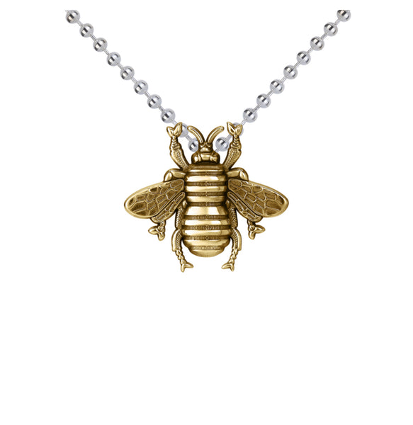Colby Davis Small Bee Pendant