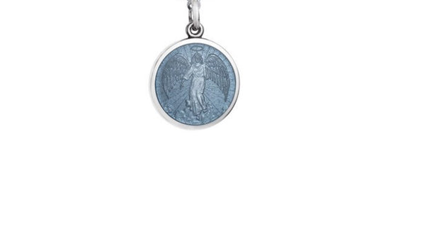 Colby Davis Pendant: Small Angel