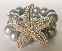 Starfish Statement Bracelet