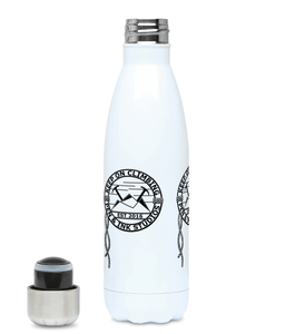 Keep On Climbing - Plastic Free 500ml Water Bottle, Suggested Products, Pen and Ink Studios Adventure Clothing
