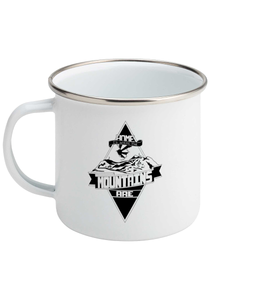 Home Is Where The Mountains Is - Enamel Mug, Suggested Products, Pen and Ink Studios Adventure Clothing