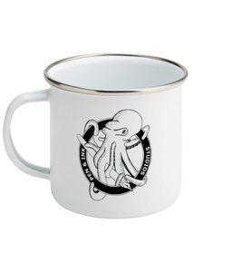 Logo - Enamel Mug, Suggested Products, Pen and Ink Studios Adventure Clothing