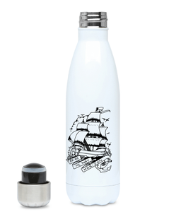 Bring me that horizon - Plastic Free 500ml Water Bottle, Suggested Products, Pen and Ink Studios Adventure Clothing