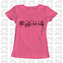 Adventure Queen - All Guts, No Nuts - Adult, Mens, Womens, Tshirt, adventure, explore - Pen and Ink Studios