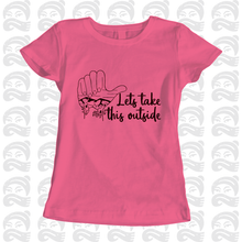 Adventure Queen - Let's Take This Outside - Adult, Mens, Womens, Tshirt, adventure, explore, T-Shirt, Pen and Ink Studios Adventure Clothing