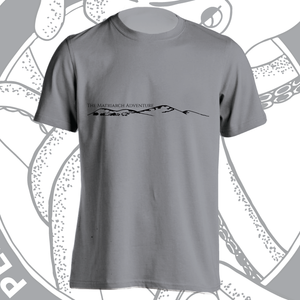 The Matriarch Adventure T-shirt - Adult, Mens, Womens, Elephants, T-Shirt, Pen and Ink Studios - Pen and Ink Studios
