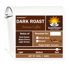 SUNSPRESSO™, DARK ROAST