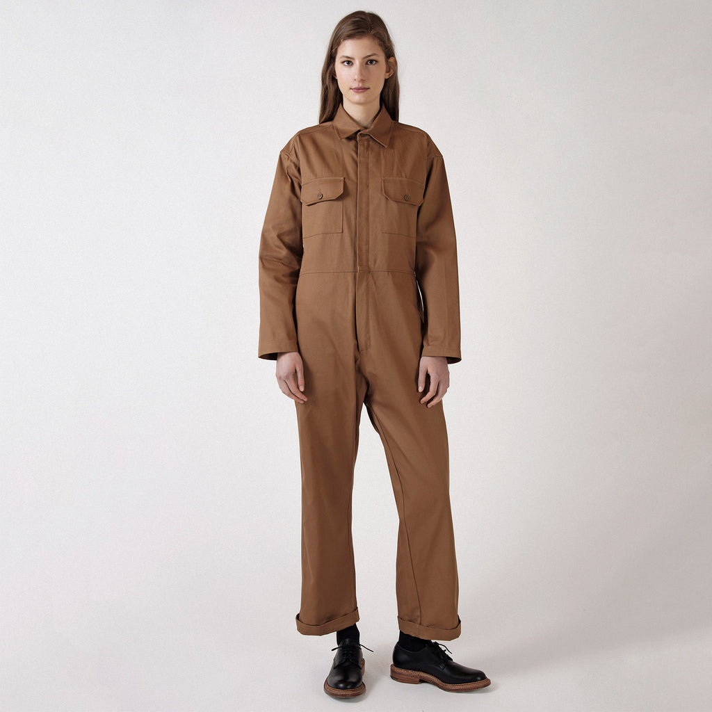 Toffee Boiler Suit