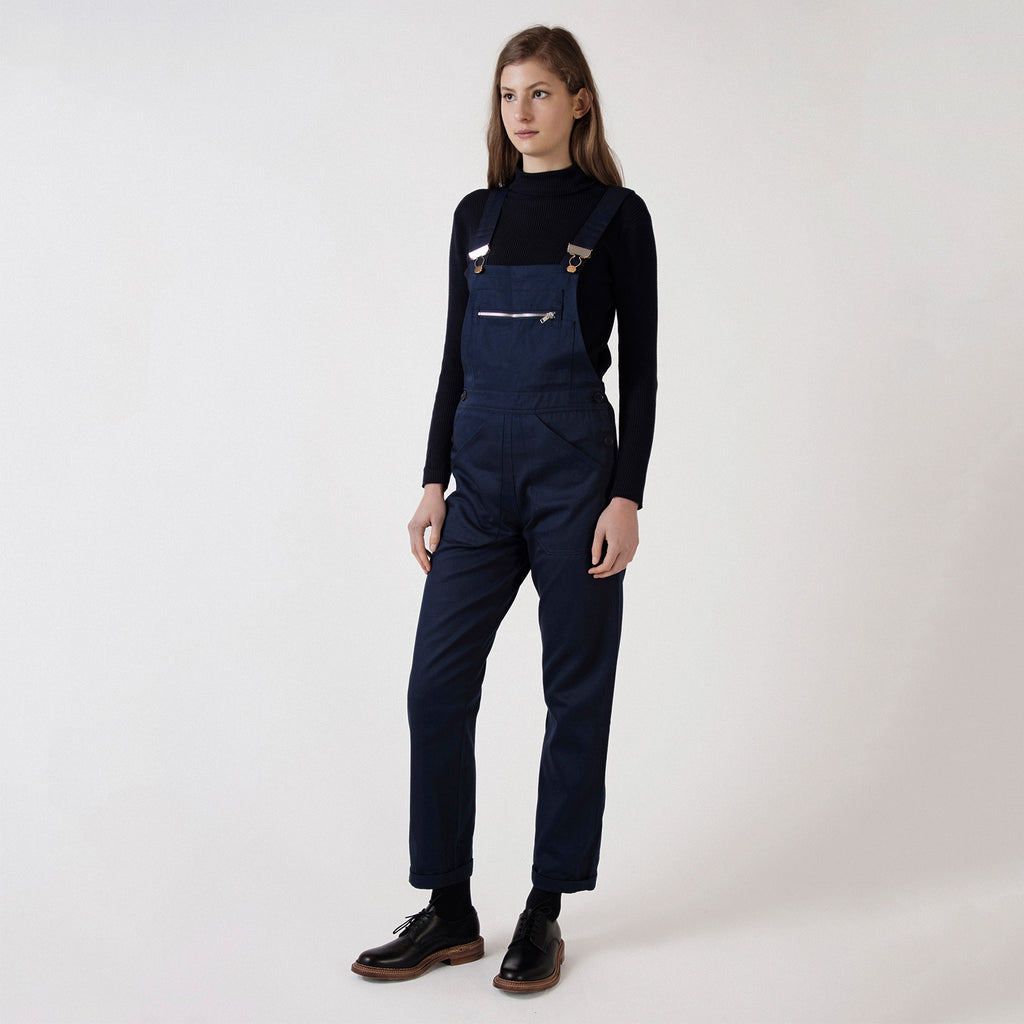 Navy Dungarees
