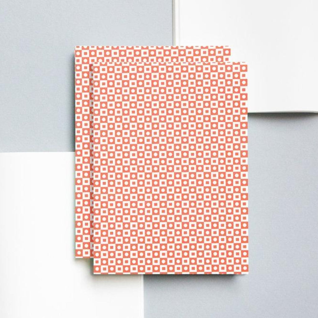 Ola Porto Red Large NoteBook