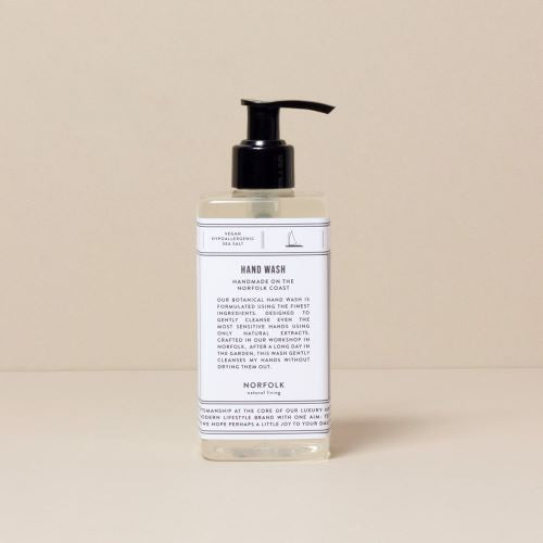 Norfolk Hand Wash Sea Salt