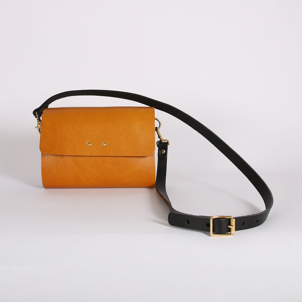 Saffron Rhythm Bag