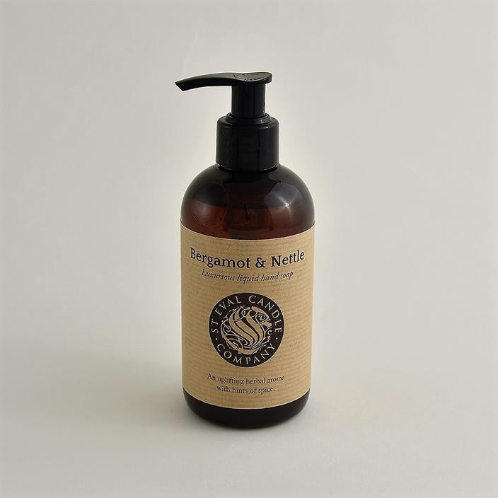St. Eval Bergamot and Nettle Hand Soap