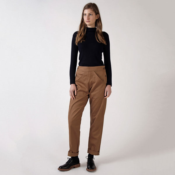 Toffee Ree Trousers