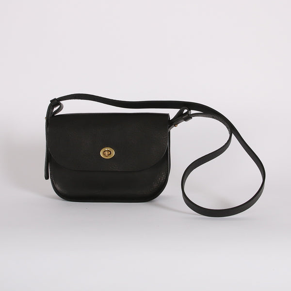 Black Lock Bag