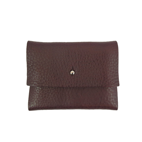 Tumbled Pruna Loux Wallet
