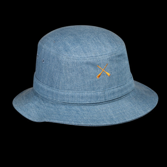 Beton Cire Denim Adventure Bucket Hat