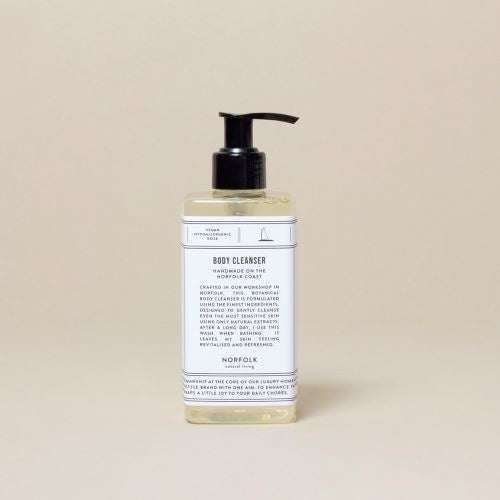 Norfolk Rose Body Cleanser