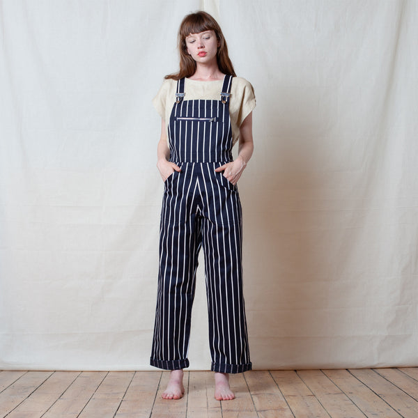 Butcherstripe Dungarees