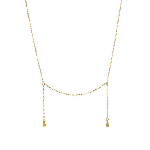 Nagle and Sisters Balance Necklace