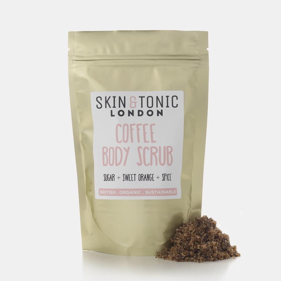 Skin & Tonic Coffee Body Scrub