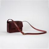 Plum Tab Bag