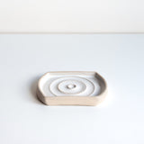 Dor & Tan Rectangular  Soap Dish