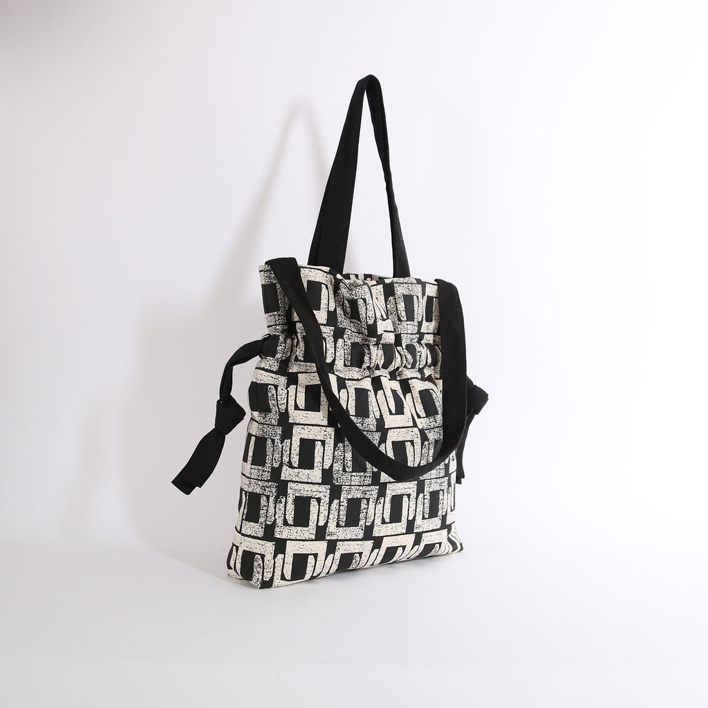 Left Behind Gather Tote