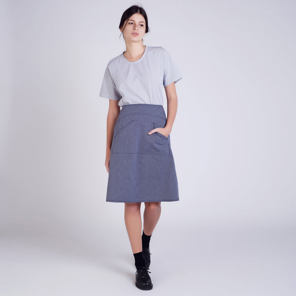 Regatta Pocket Skirt