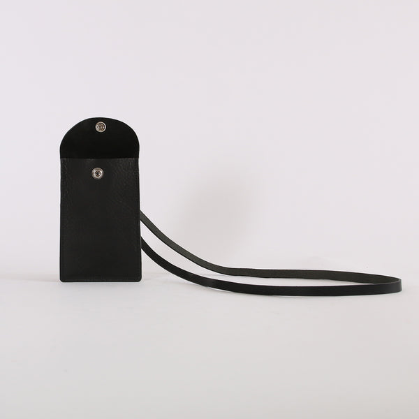 Black Large Phone Case