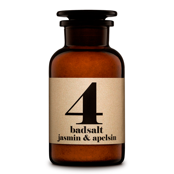 NO 4 - Jasmin & Orange Terrible Twins Bath Salt