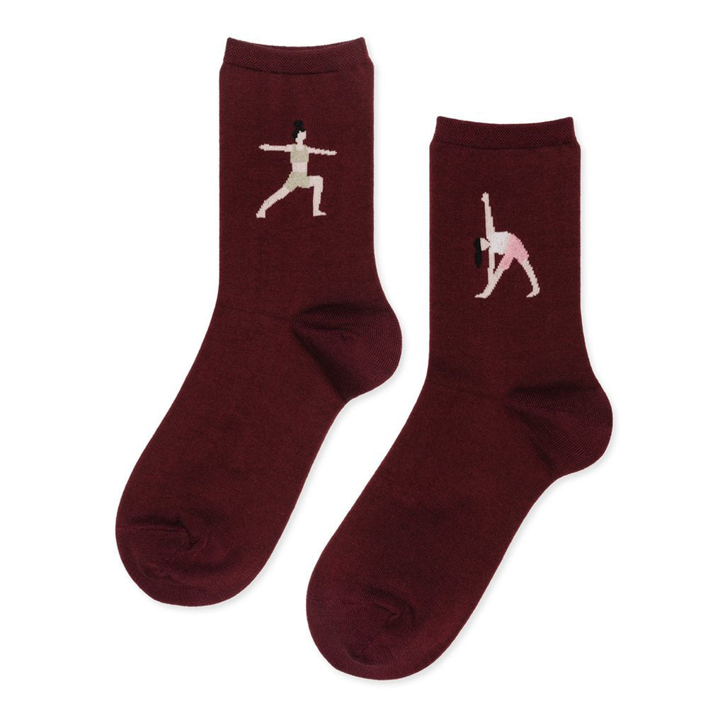 Hansel from Basel Yoga Socks