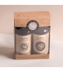 Fig Hand Wash and Lotion Set
