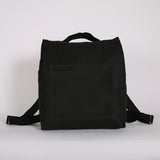 Black Wax Box Rucksack